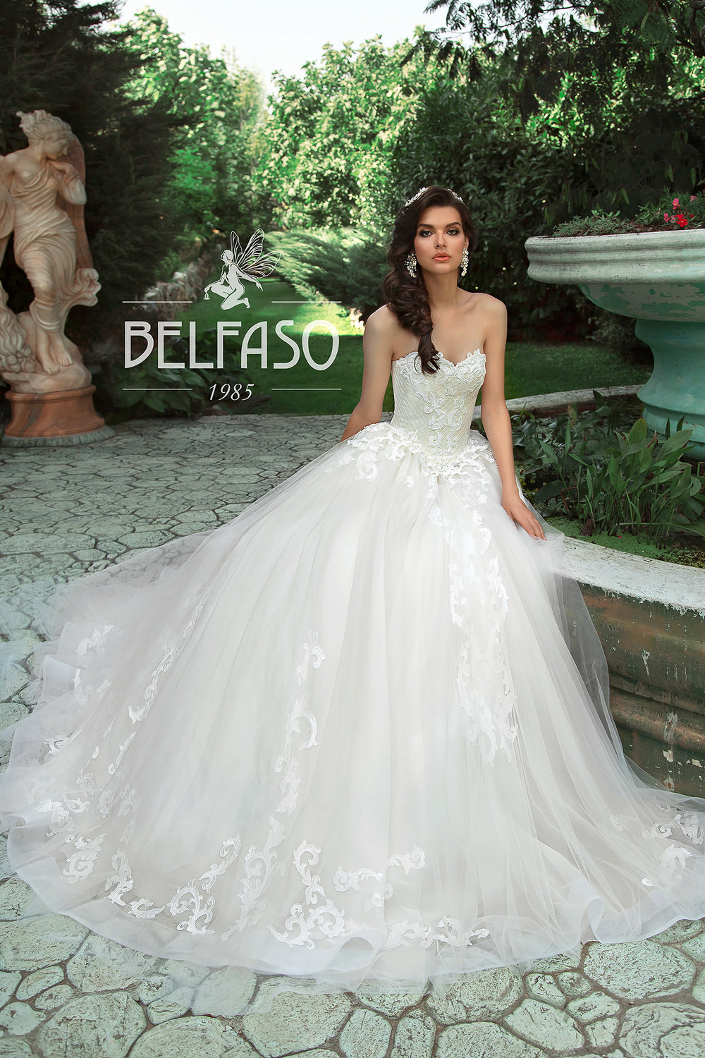 ALAMEYA dress by BELFASO