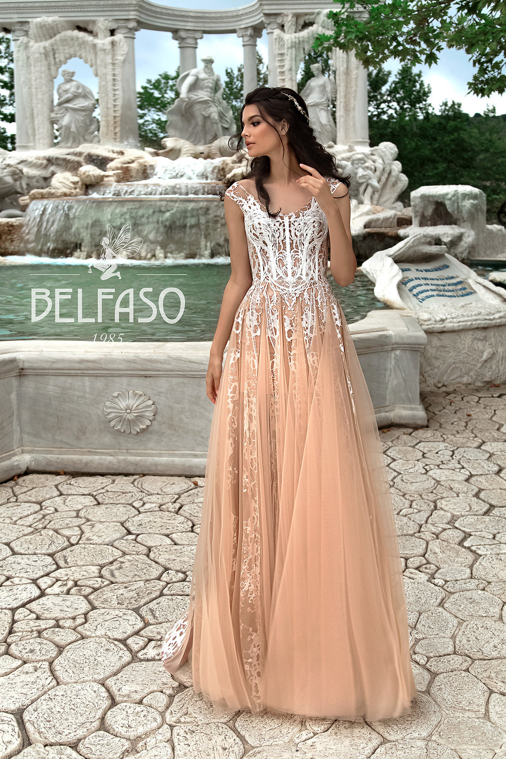 ALANA dress By BELFASO