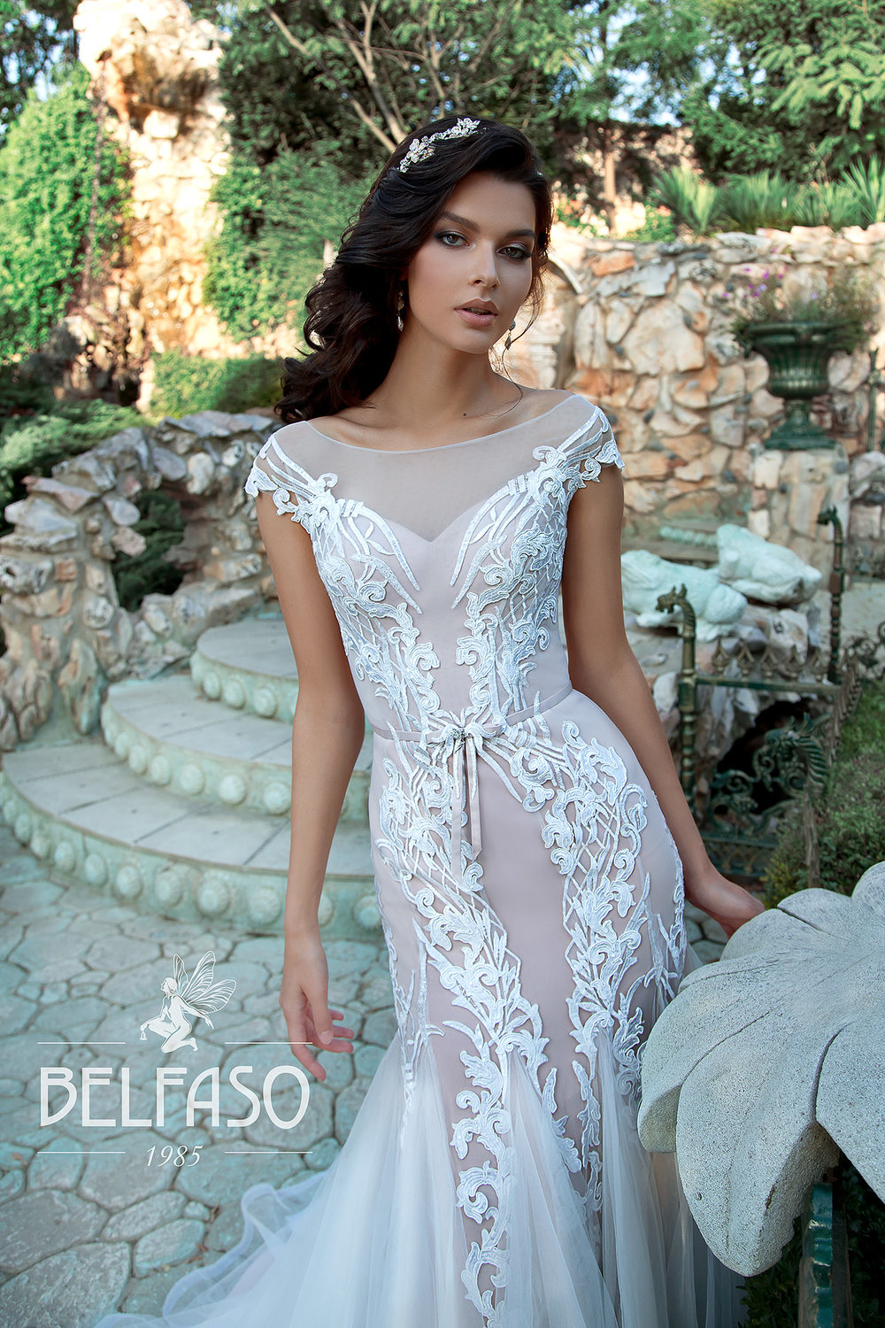 BELL dress By BELFASO