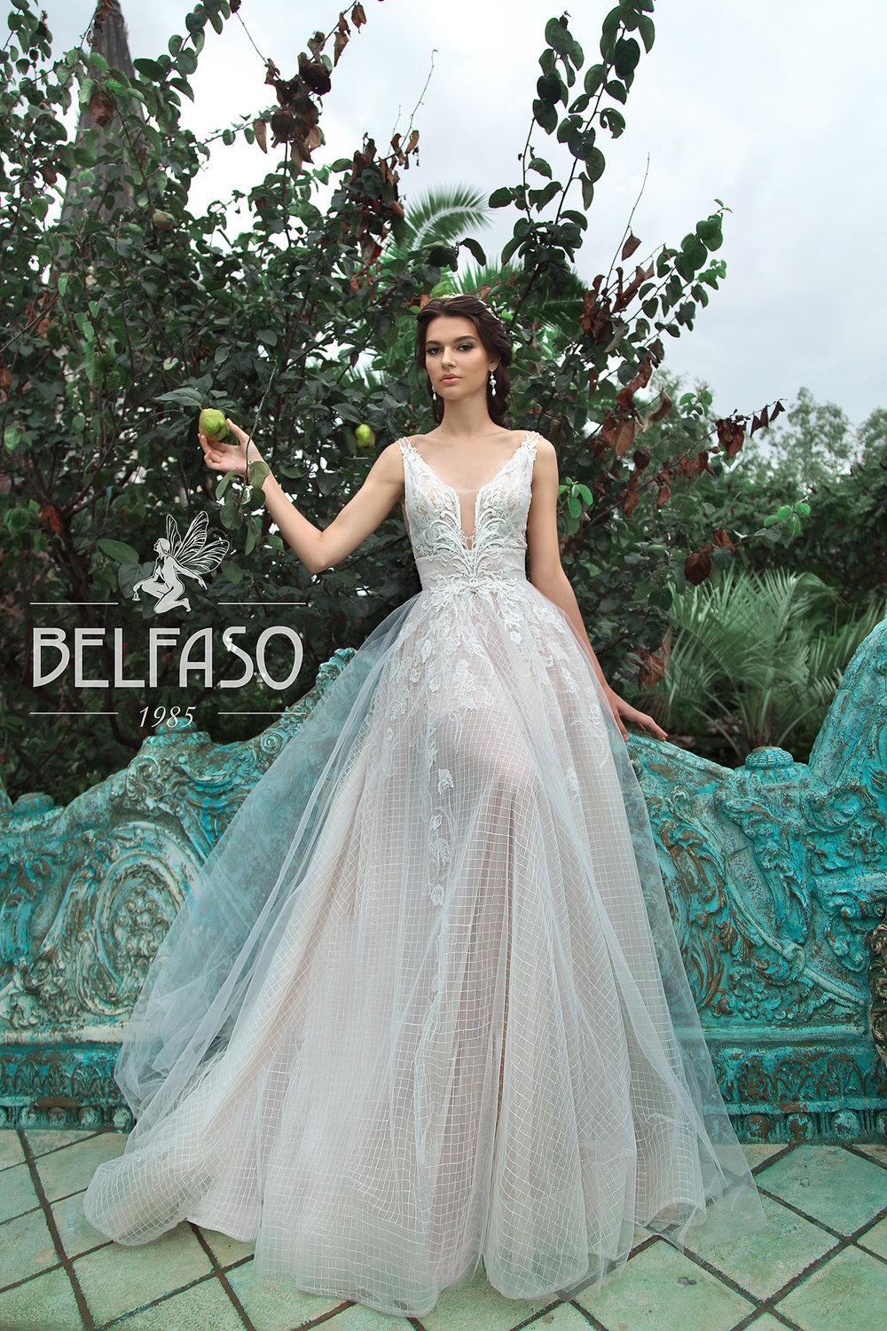 BLISS dress by BELFASO