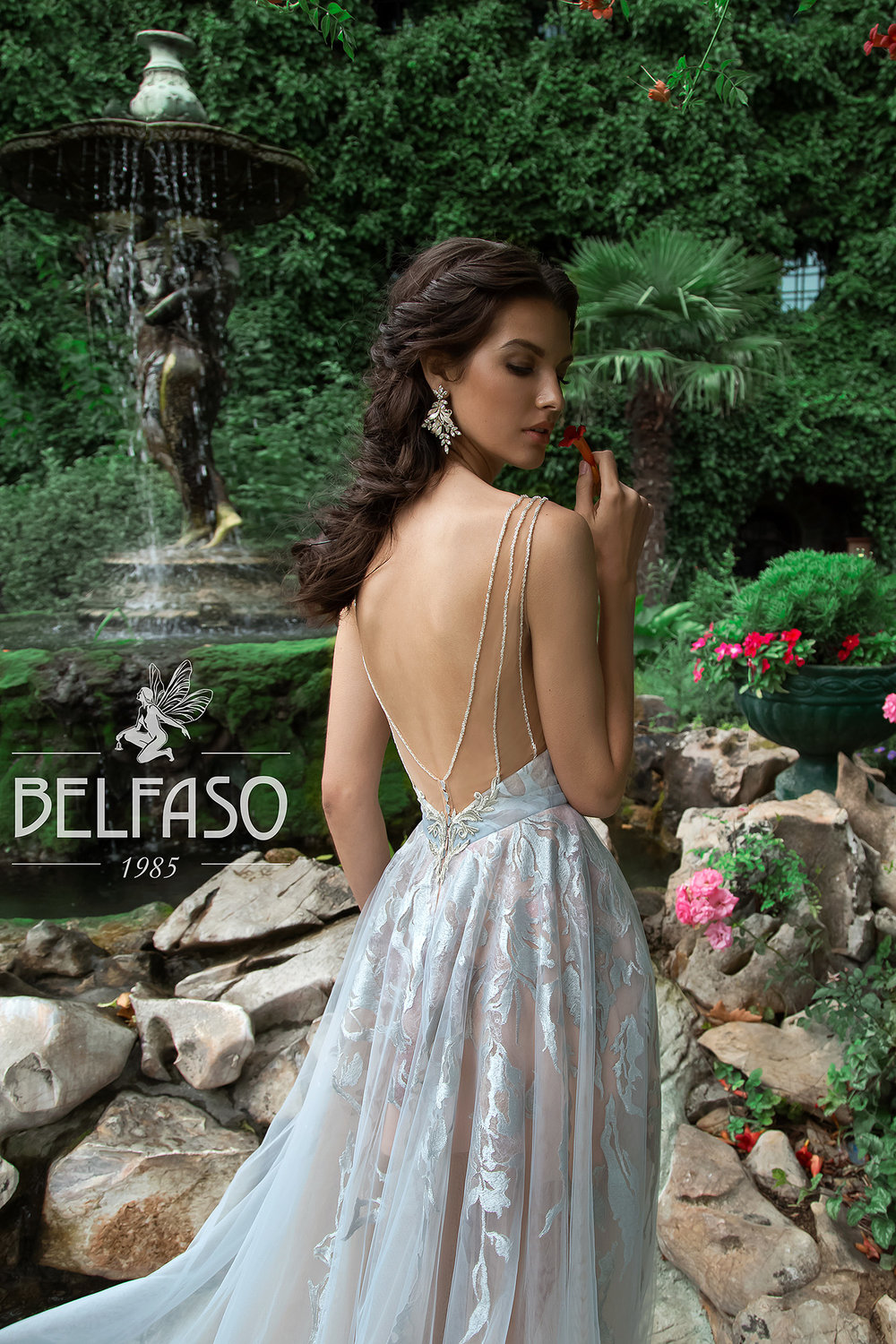 BLISS -2 dress by BELFASO