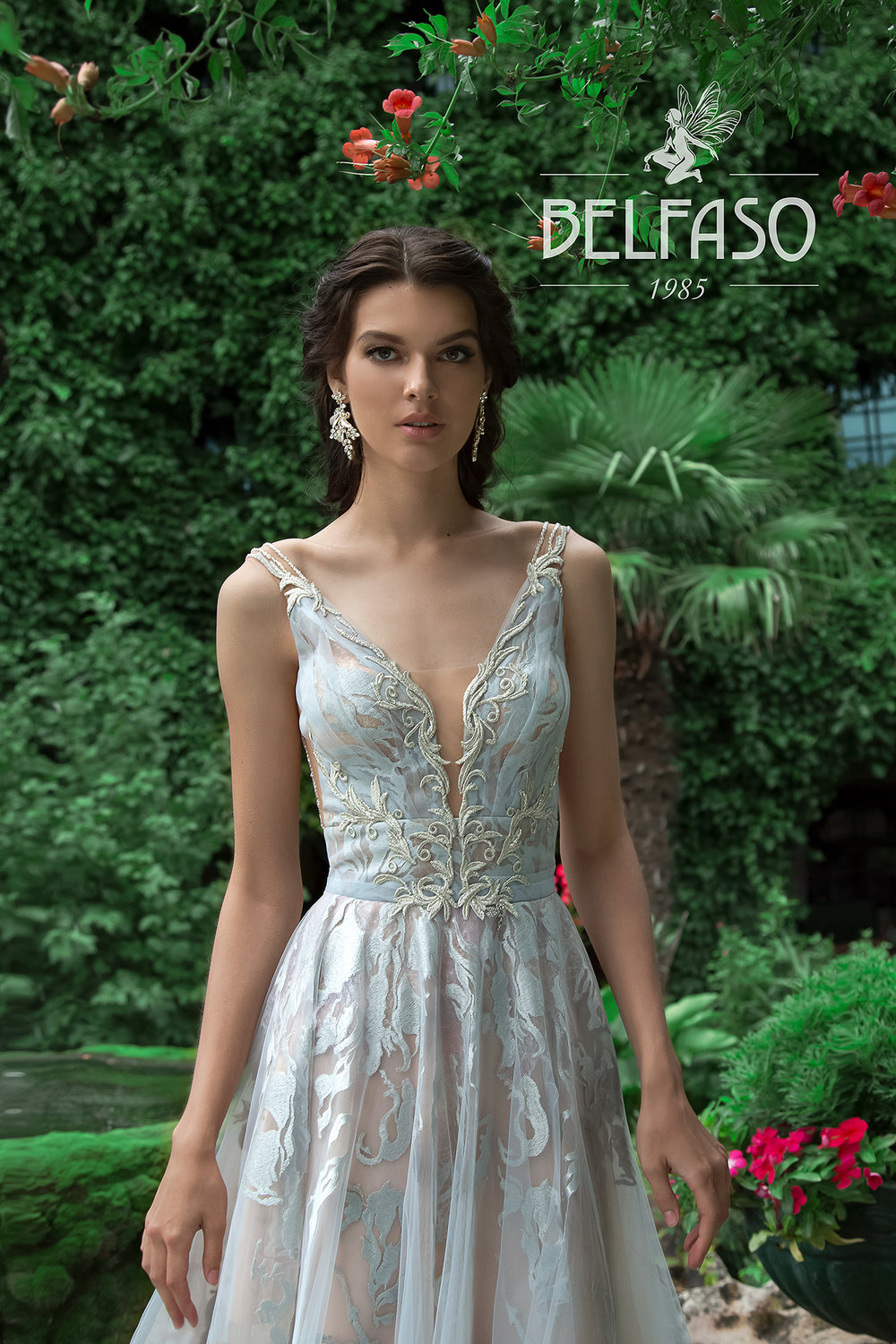 BLISS-2 dress by BELFASO