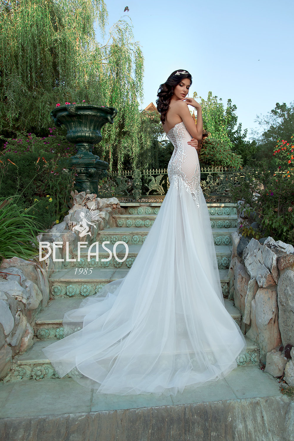 MAY wedding dress by BELFASO