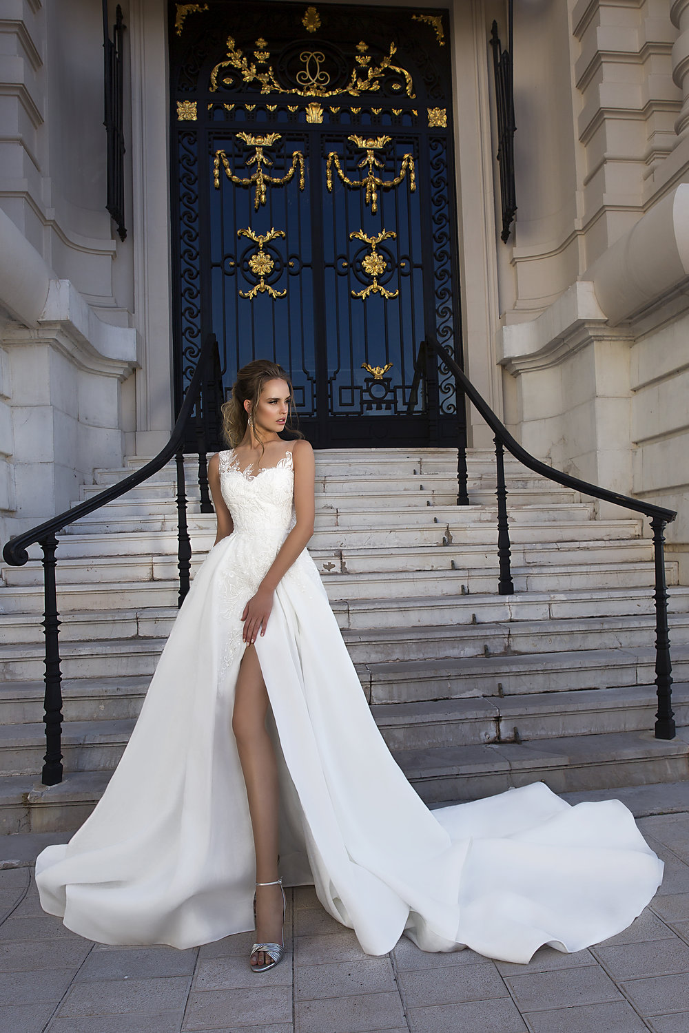 ANASTASIA wedding dress by TINA VALERDI