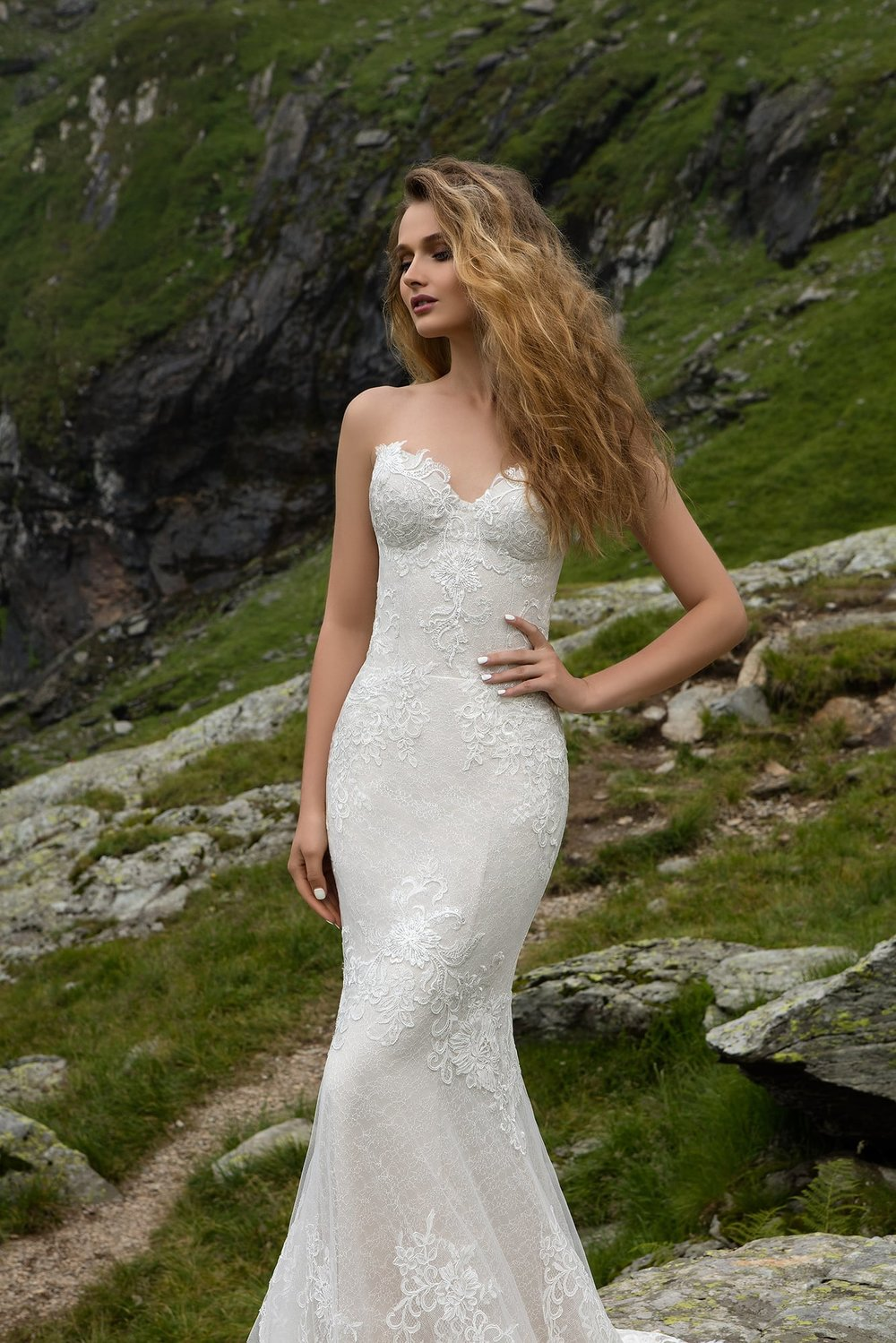 RUMBA wedding dress $900