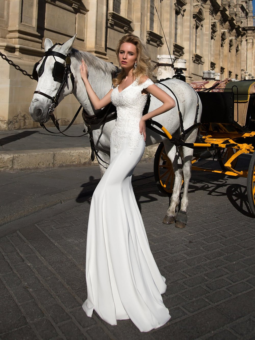 NOVAL:EY wedding dress $800