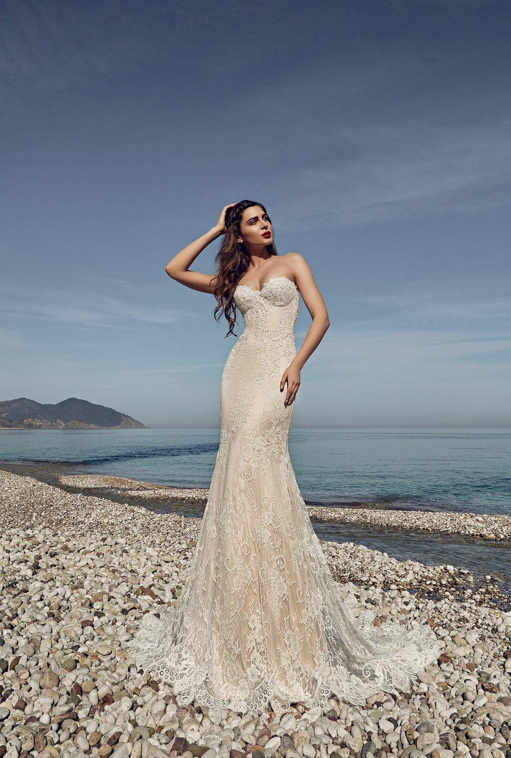 NEPHRITE wedding dress $900