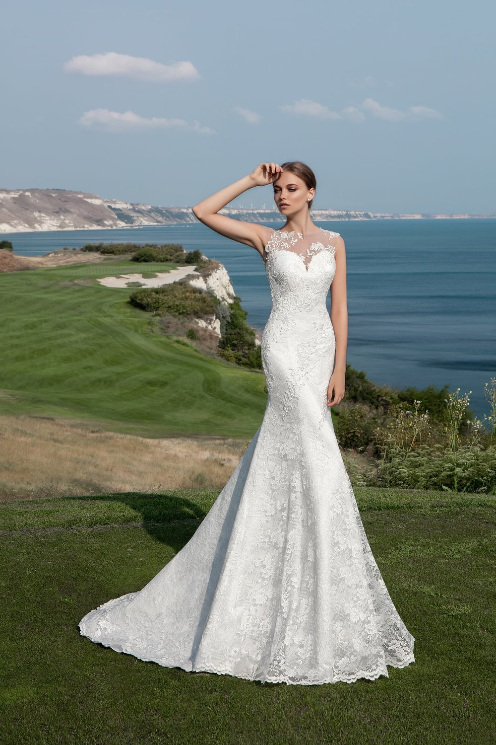 ANTILA wedding dress $800