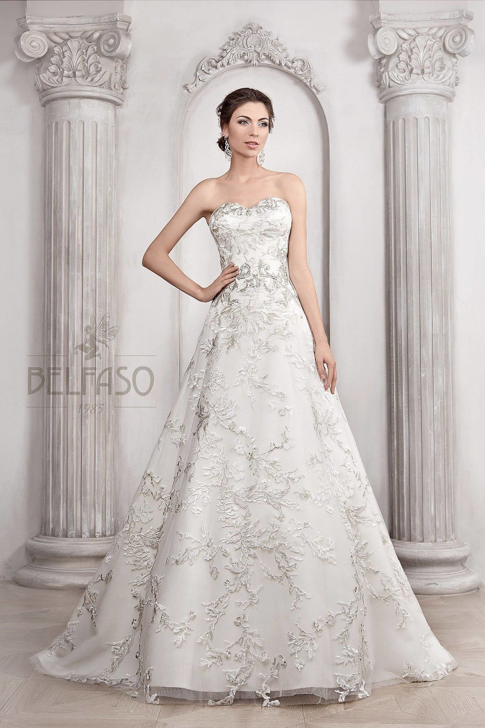 AGNESSA  wedding dress $900