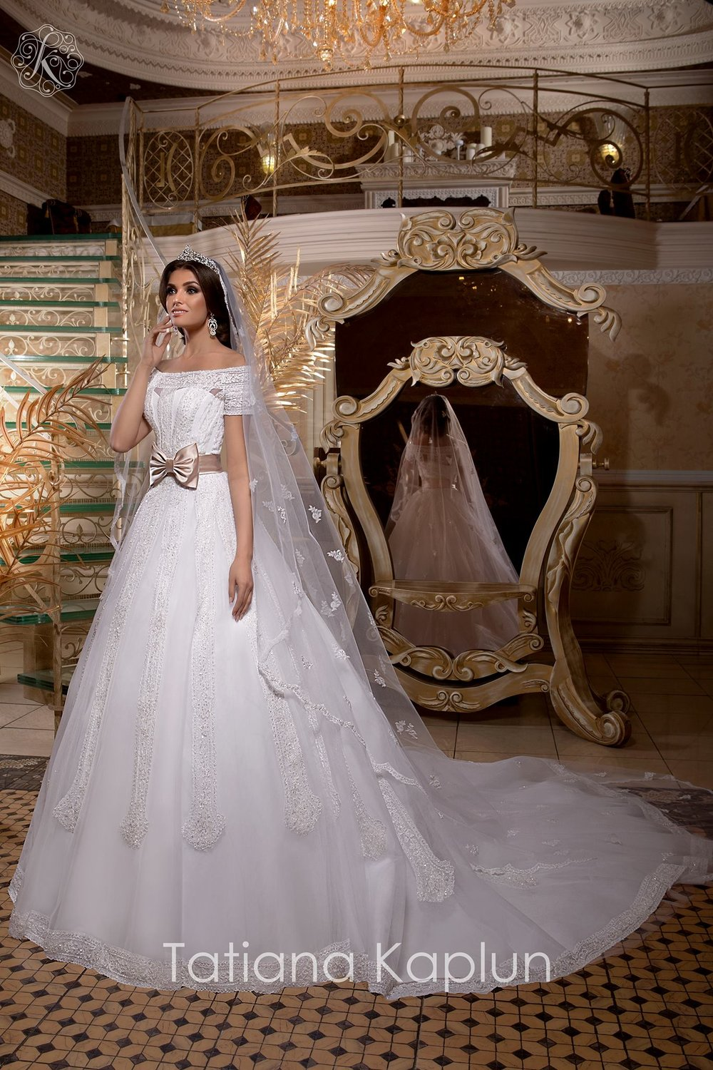 RENE wedding dress $950