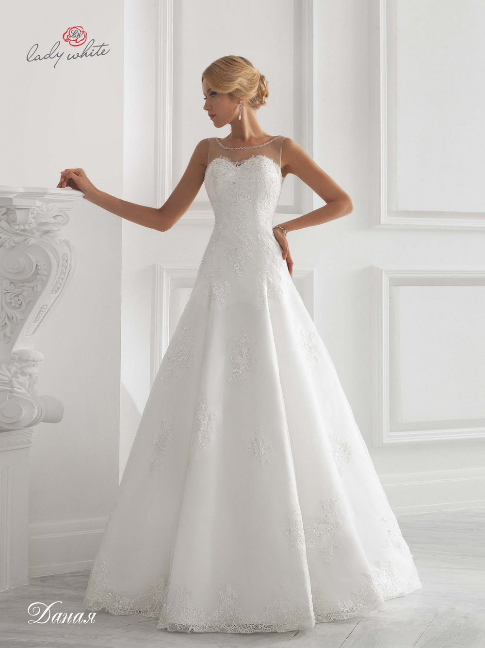 DANAYA wedding dress $400