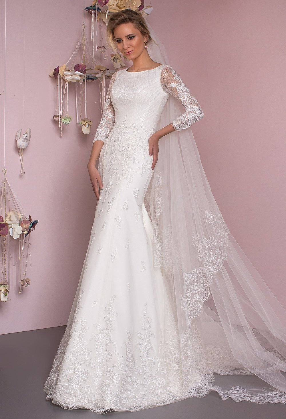 STASY wedding dress  $900