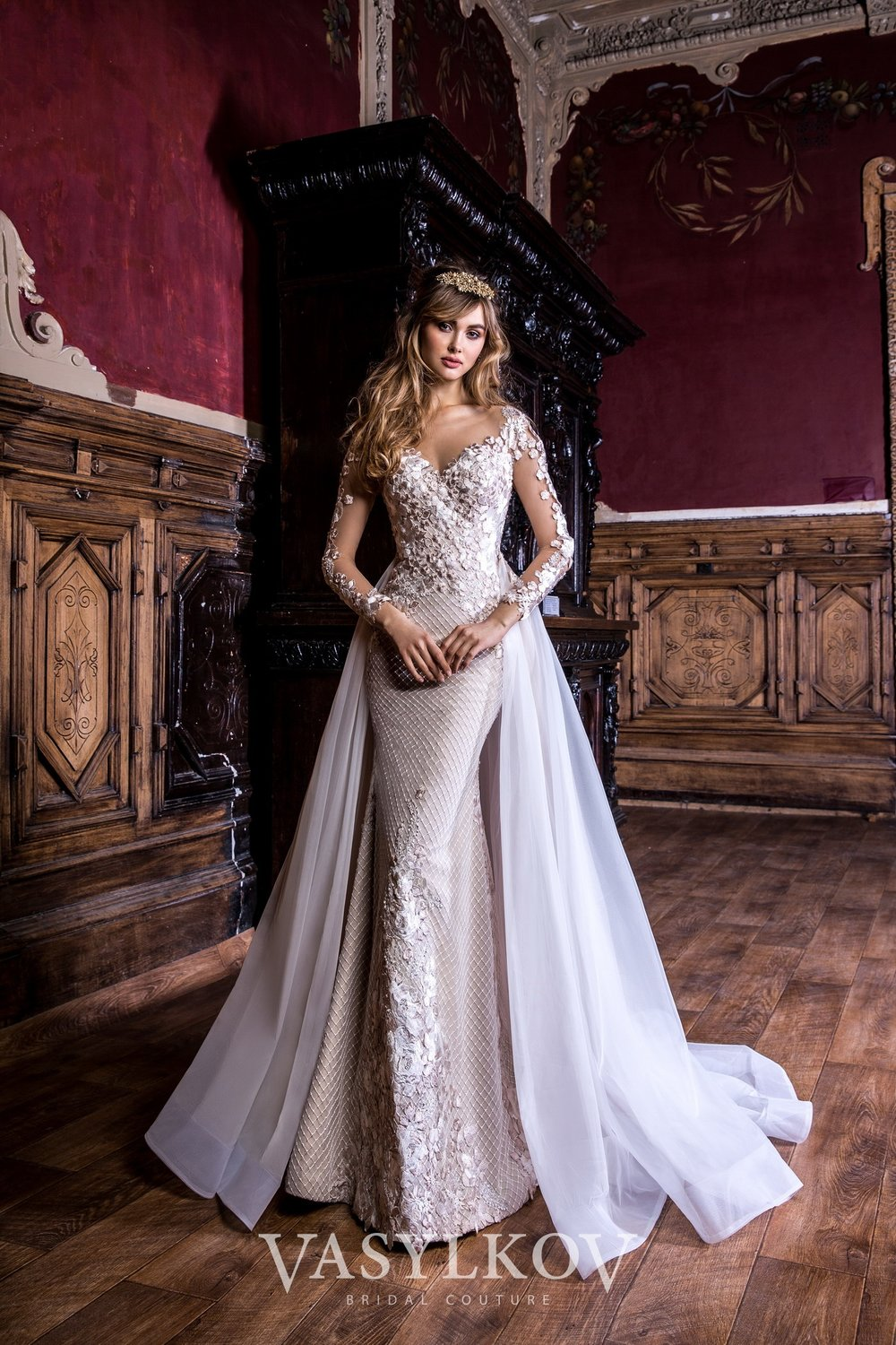 SORAYA wedding dress $800
