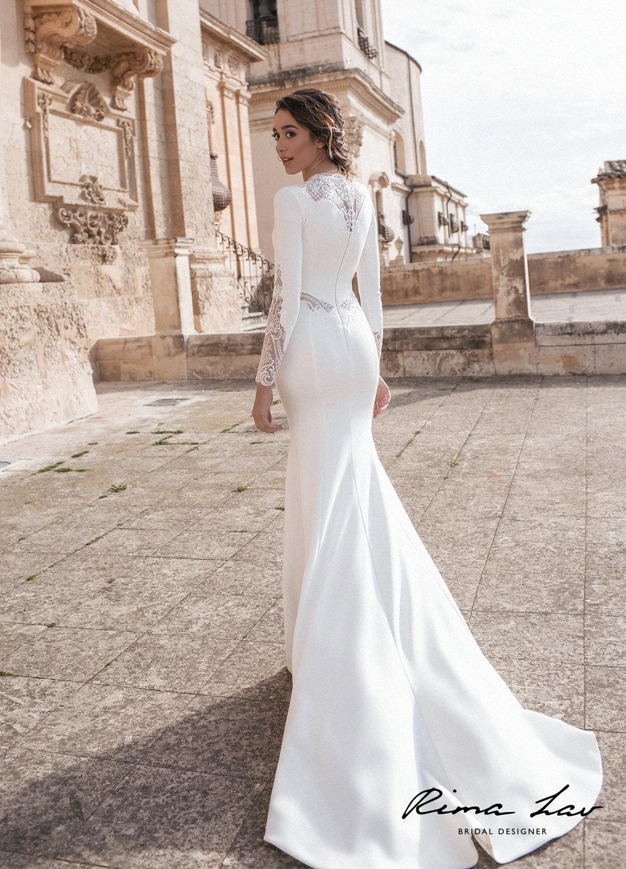SHANNEN wedding dress