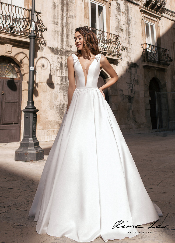LORINE wedding dress