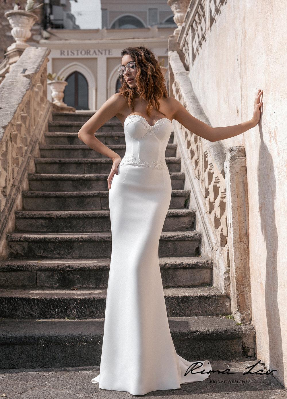 ELICKA -1 wedding dress