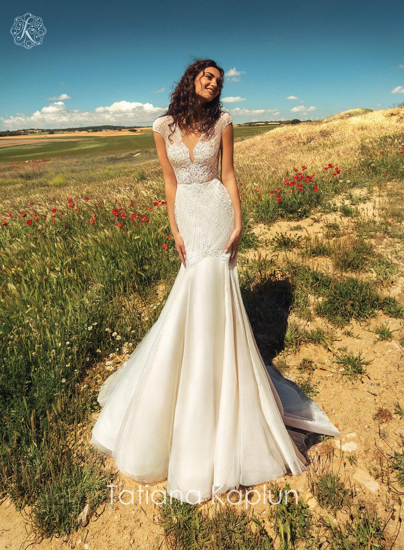 NICOL wedding dress by Tatiana Kaplun