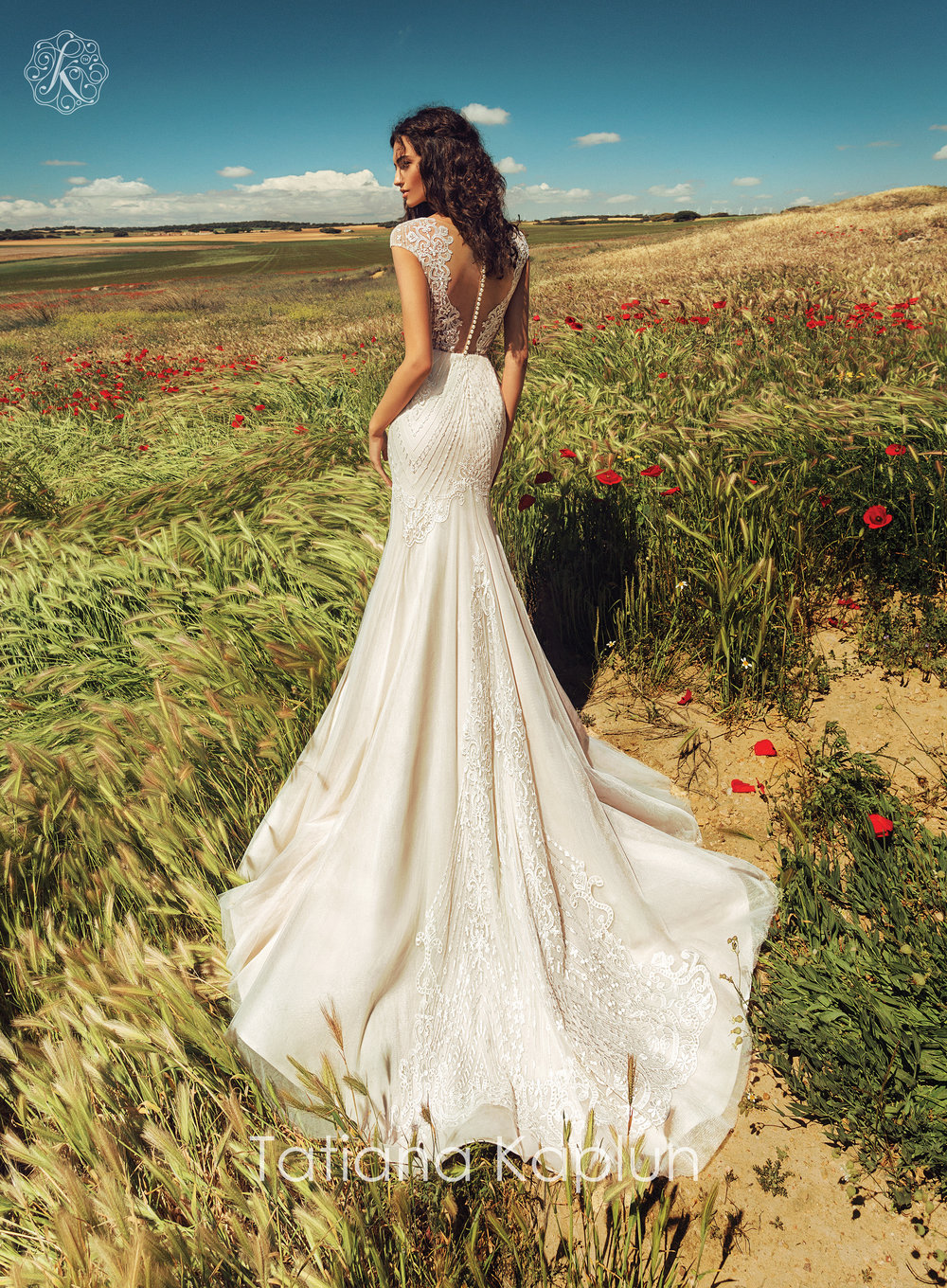NICOL wedding dress by Tatiana Kaplun