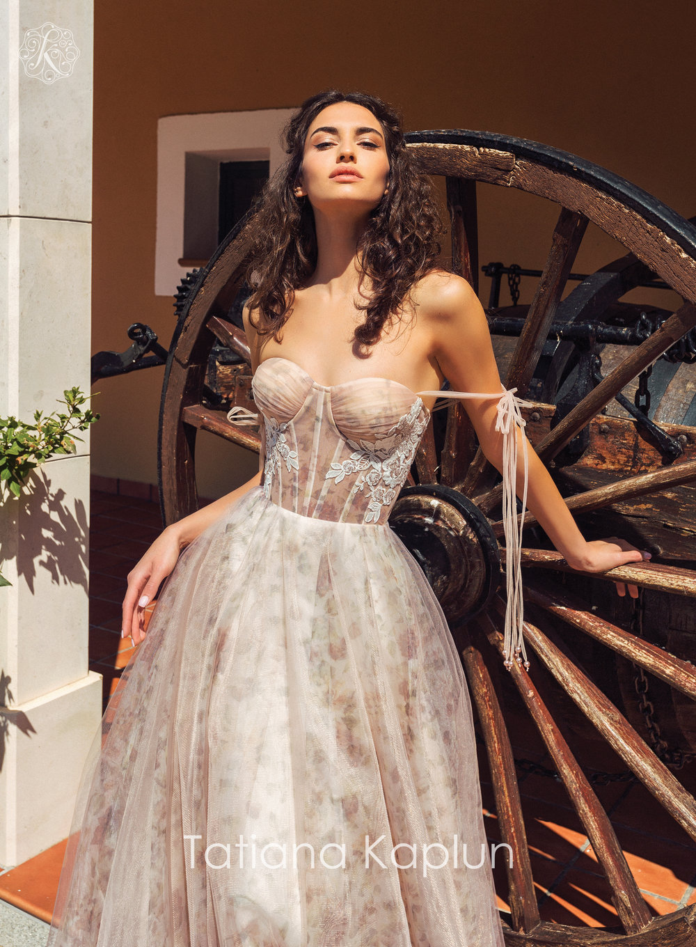 DJOSET wedding dress by Tatiana Kaplun