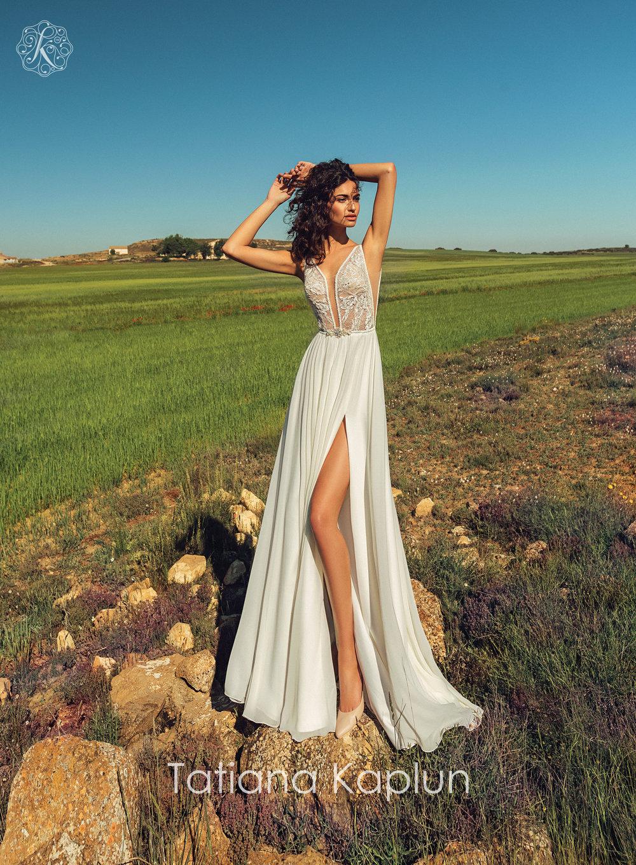 MONICA wedding dress by Tatiana Kaplun