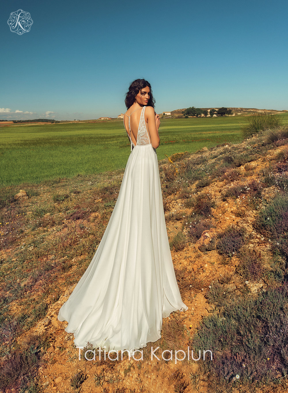 MONICA wedding dress by Tatiana Kaplun