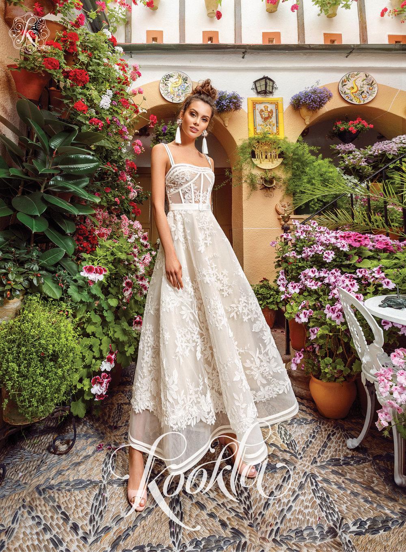 ROKSI wedding dress