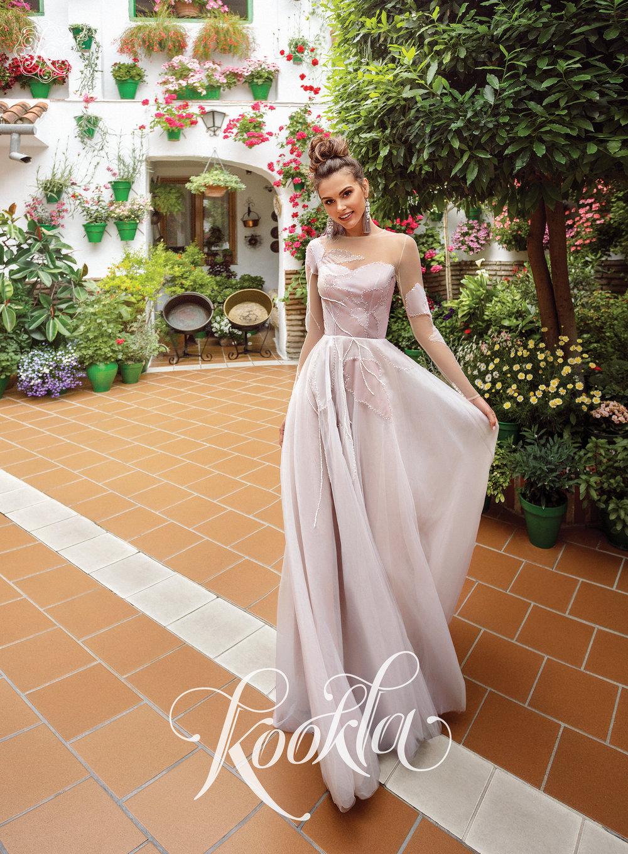 BEL wedding dress