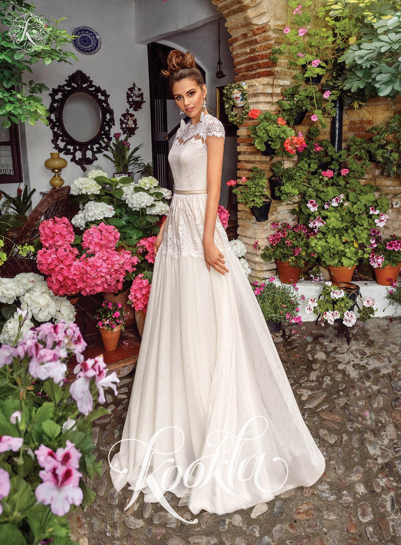 UTA wedding dress