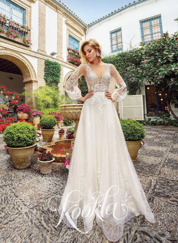 SELISA wedding dress