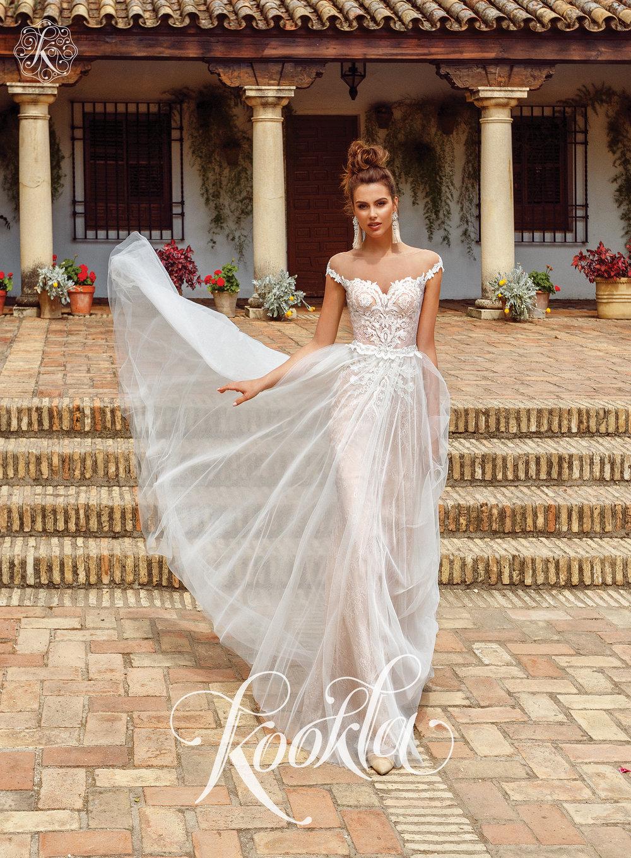 LENUAR wedding dress
