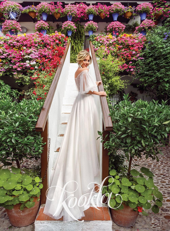 GERDA wedding dress