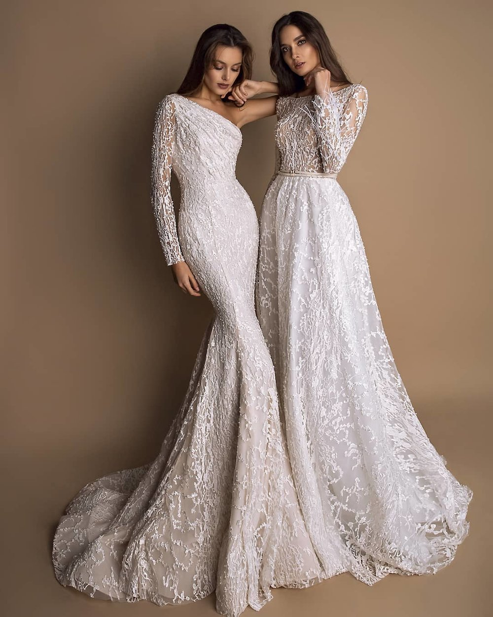 Wedding dresses Demi and Eveline