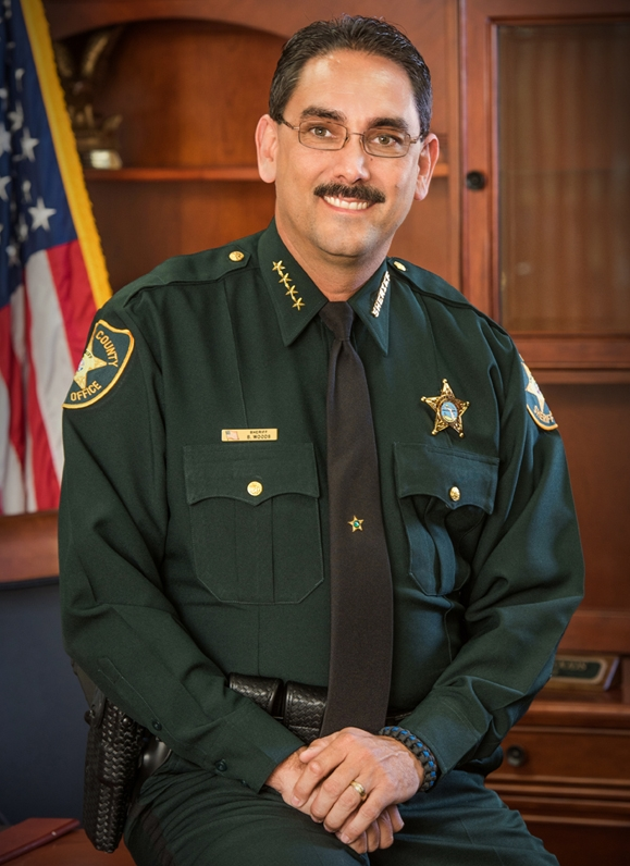 SHERIFF BILLY WOODS
