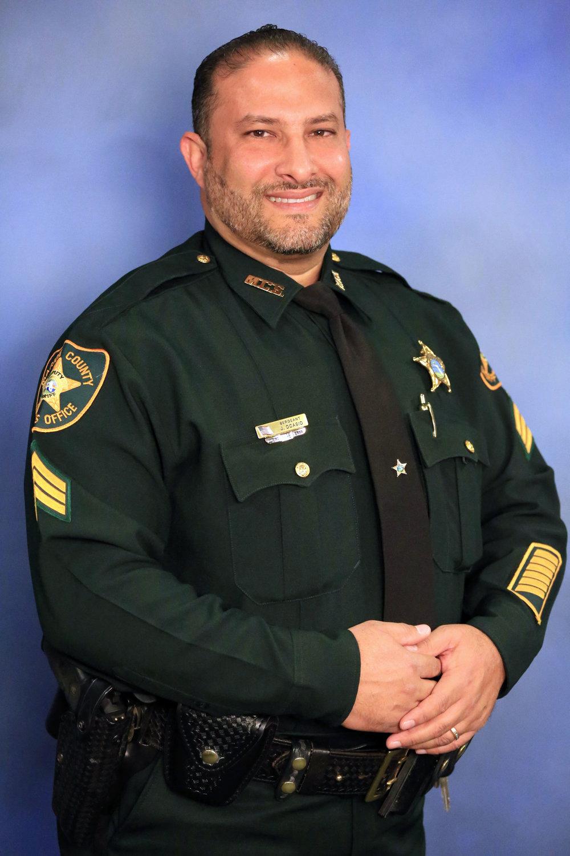 Sgt. Juan Ocasio Explorer Coordinator jocasio@marionso.com