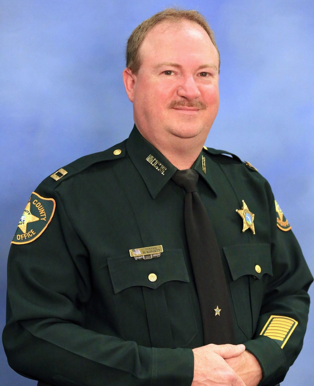 Captain Ron Burnett     Jail Support Division    rburnett@marionso.com