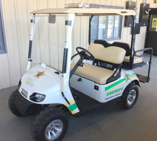 A recent purchase made by the foundation to assist our volunteers.