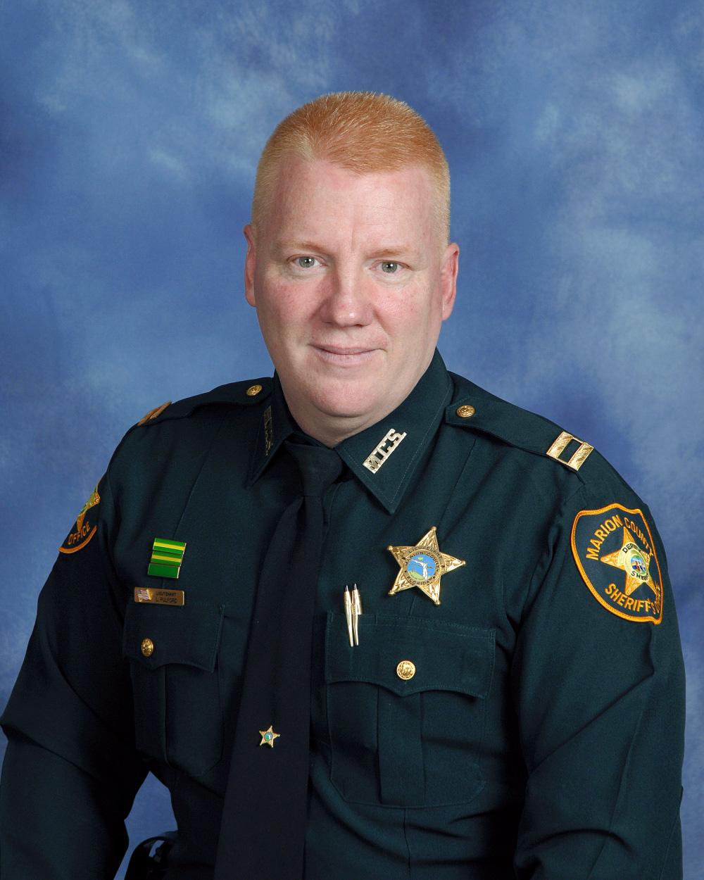 Captain Louis Pulford Criminal Investigations Division lpulford@marionso.com