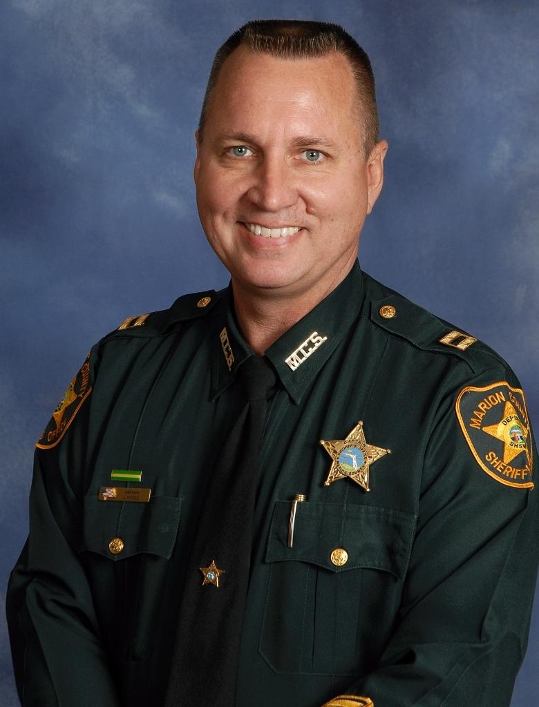 Captain James Pogue Civil Division Commander jpogue@marionso.com