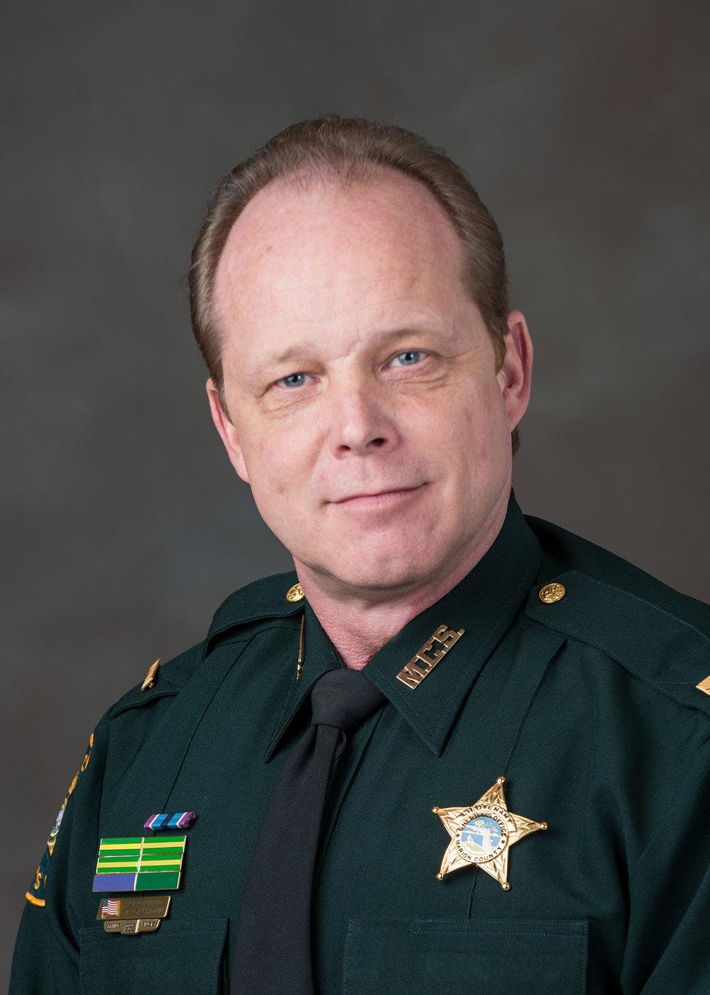Lieutenant Tom Calhoun   Evidence Division Commander   tcalhoun@marionso.com