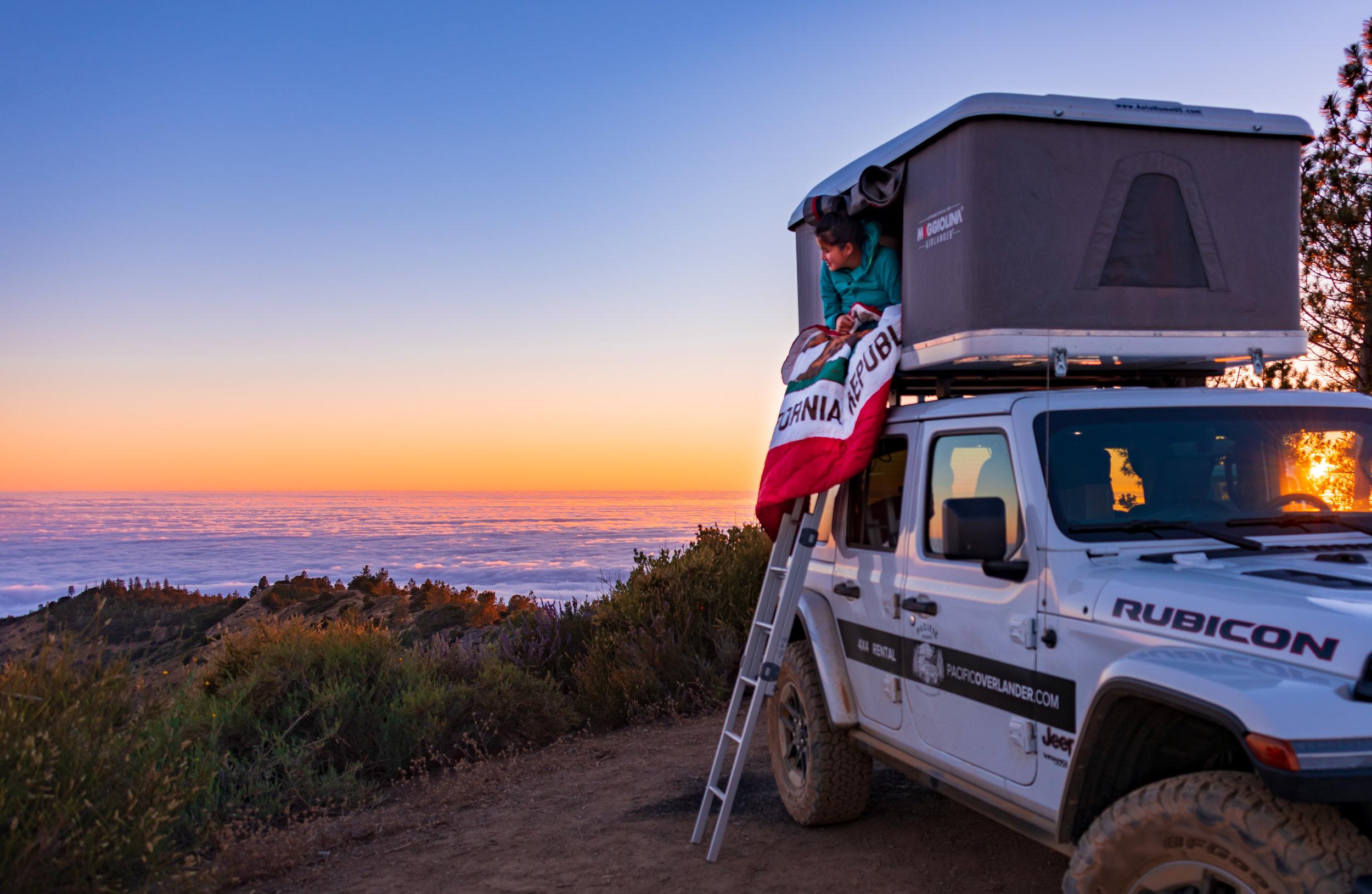 5 Day Central Coast Road Trip & Blog u2014 Pacific Overlander