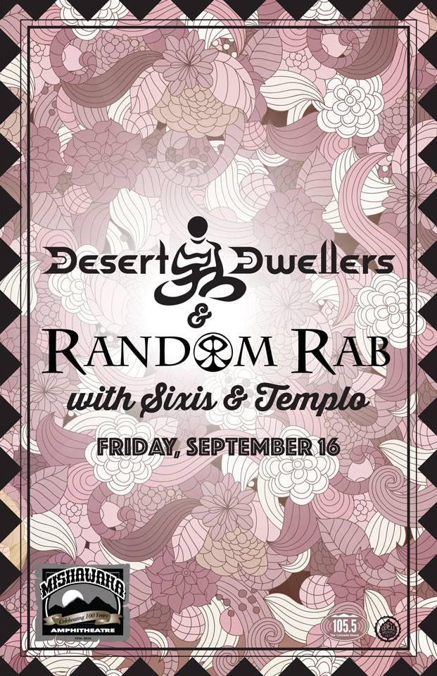 Desert Dwellers & Random Rab poster.jpg