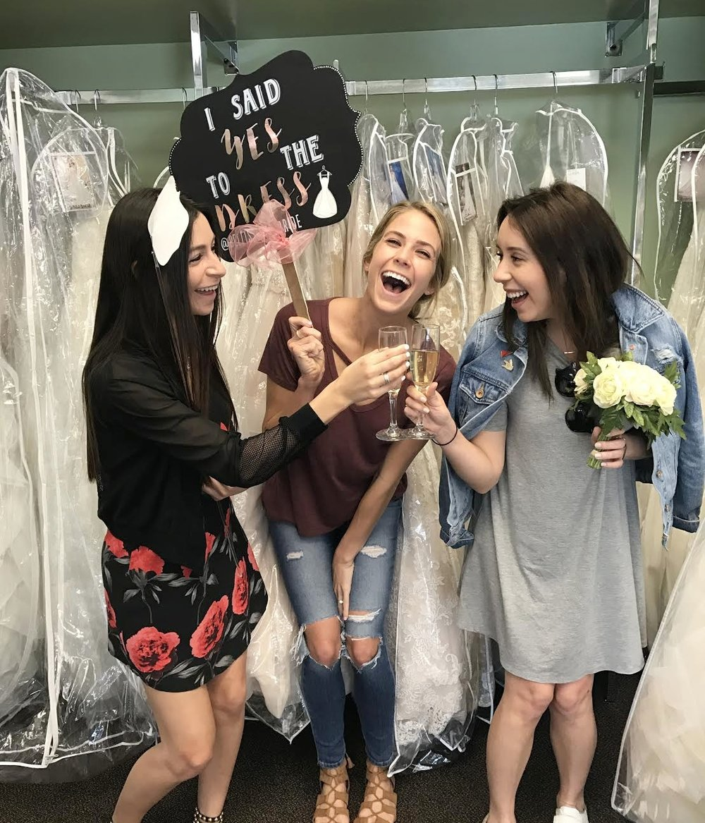 How To Find Your Dream Wedding Dress — The Millennial Miss