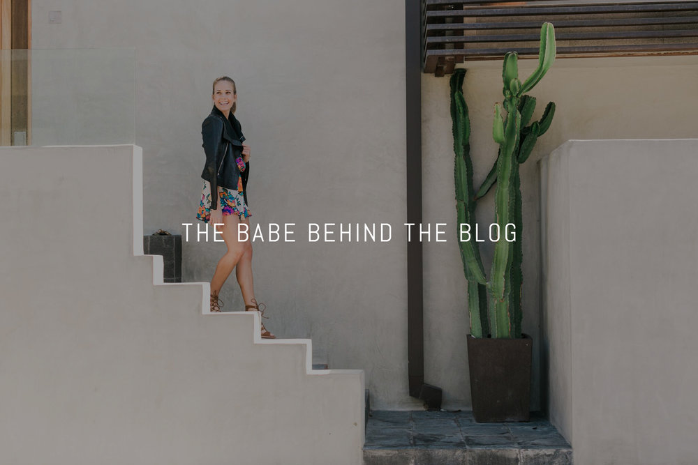 The Millennial Miss - The Babe Behind the Blog