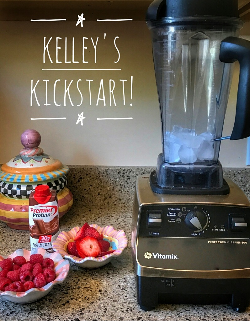 My Morning Start Give Away - I like to find mindfulness in the morning with what I call my kickstart shake!A friend of mine shared it with me and I love it!- 1 premier protein shake (my favorite is chocolate)- 1/4 cup of ice- 1/4 cup of raspberries, blackberries or fruit of your choice