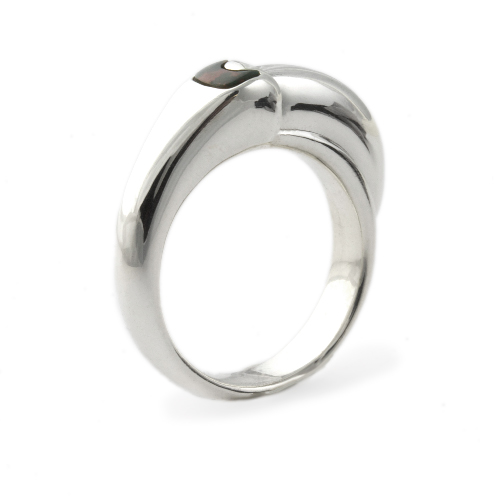 Tiger Claw Men's Engagement Ring