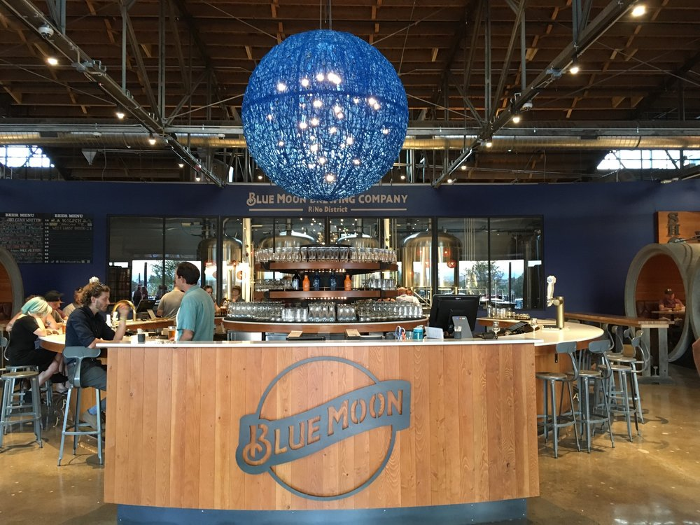"Blue Moon Brewing to open brewery, taproom in River North  ""What better place to locate our new brewery than in River North, the arts district?"" Villa said. ""To me, it's a fantastic synergy — the perfect time, the perfect storm for the two entities to come together — River North and Blue Moon Brewing Company.""   2/24/2016 Denver Post"