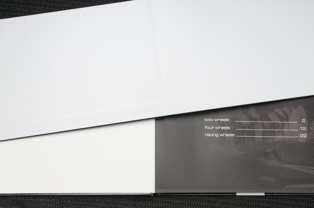 Small differences between the whiteness and quality of paper. AdoramaPix on top PhotoGO on the bottom.