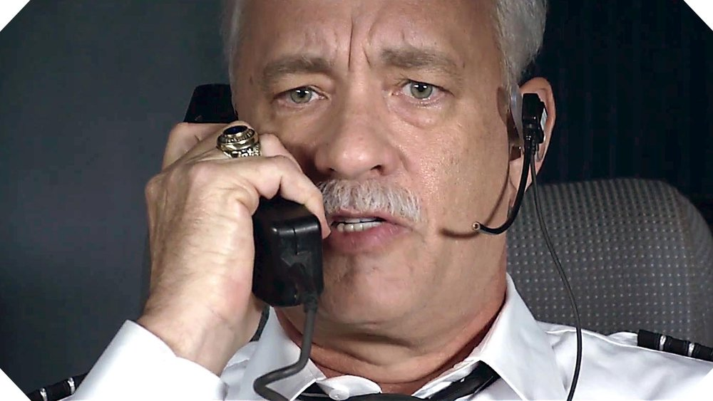 SULLY by Clint Eastwood