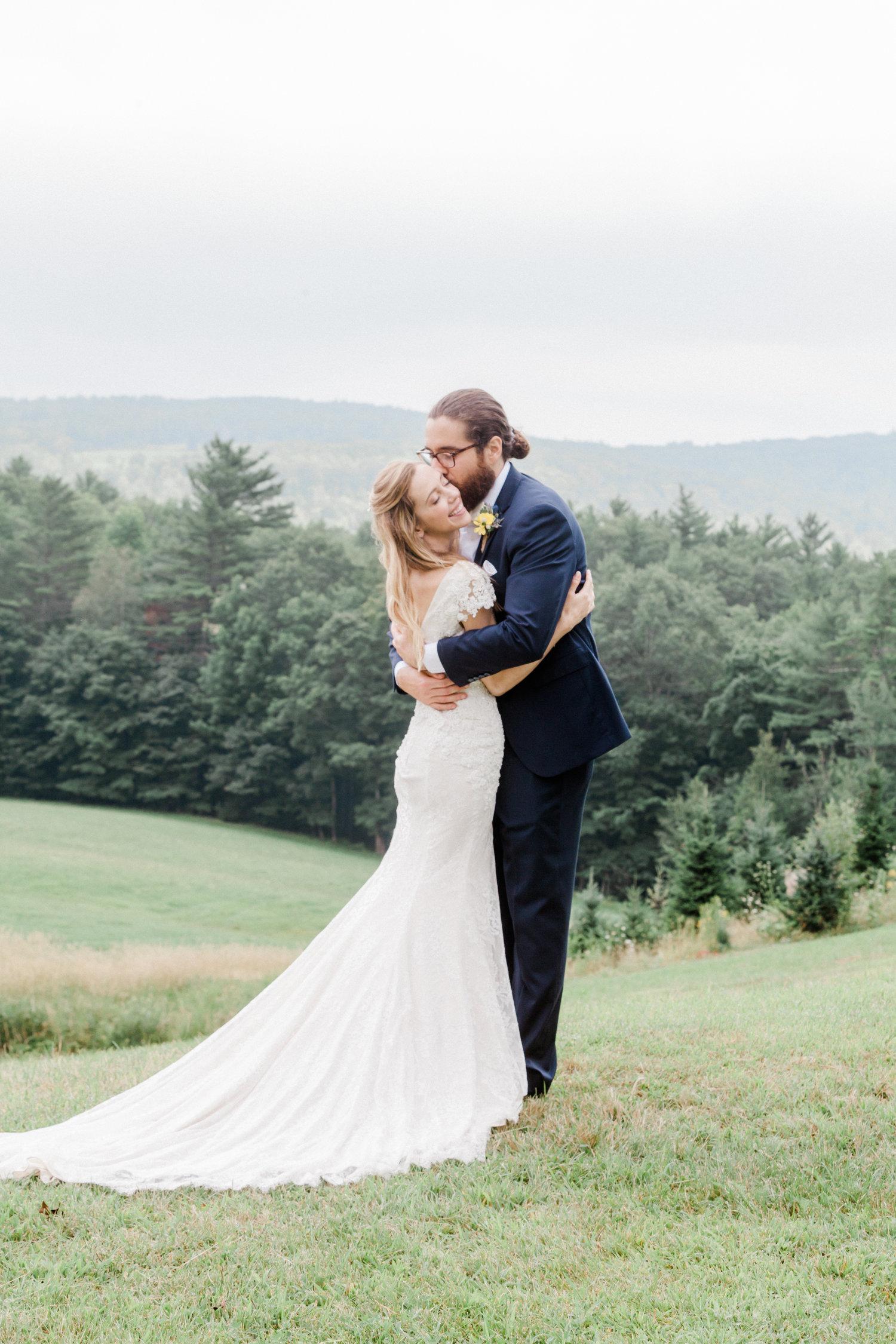 Alison & Jeff - Julie Surette Photography
