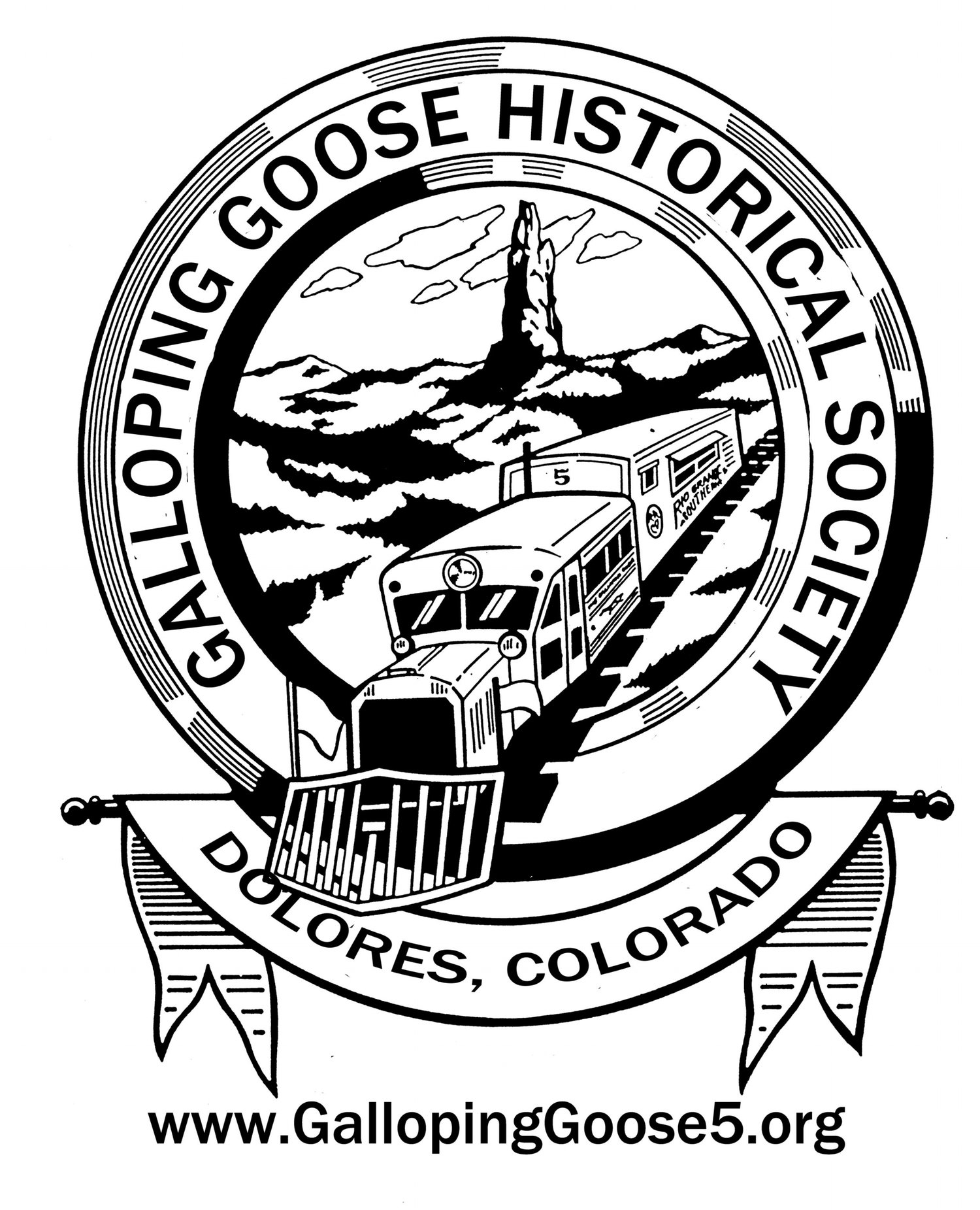 archive photos galloping goose historical society of dolores co